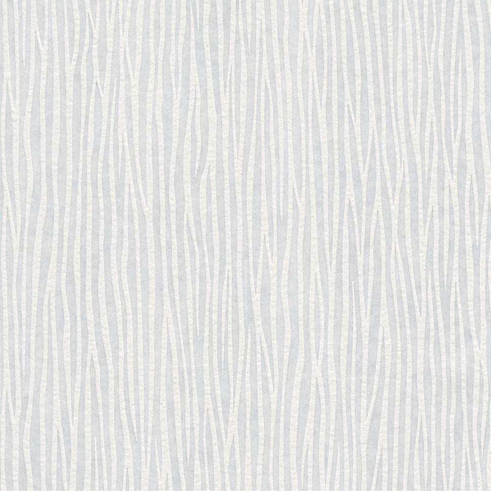 Rayures Effet Velours Côtelé Stylisé Papier Peint à