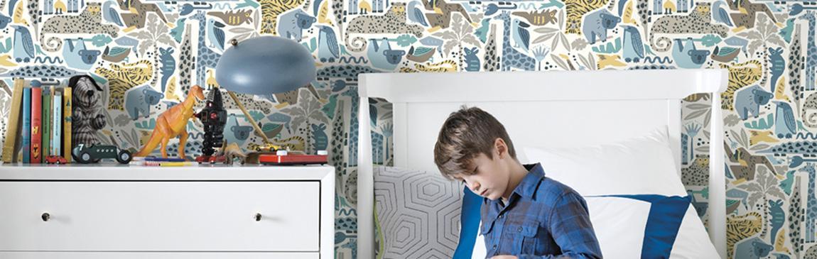 Papier Peint Enfant Achetez En Ligne Sur Papierspeintsdirect