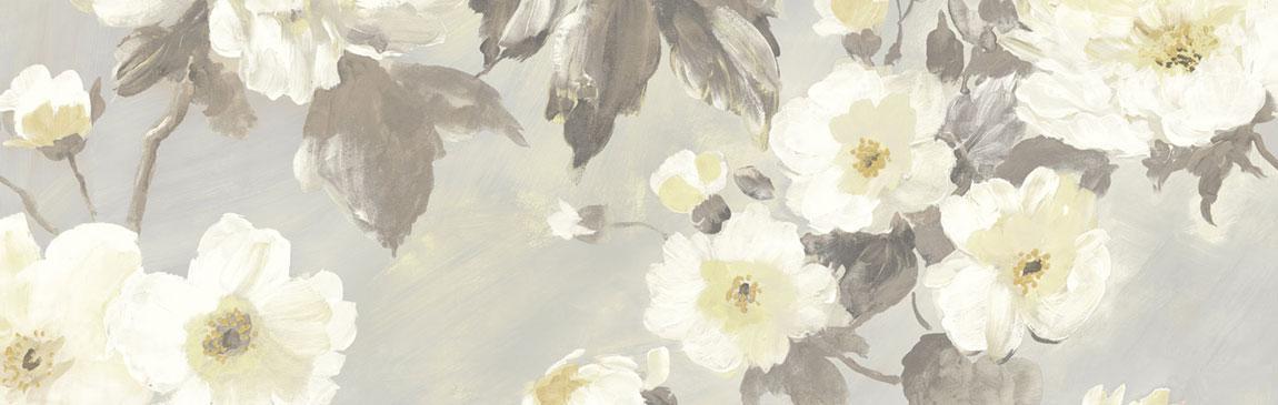 Papier Peint Fleurs Papierspeintsdirect