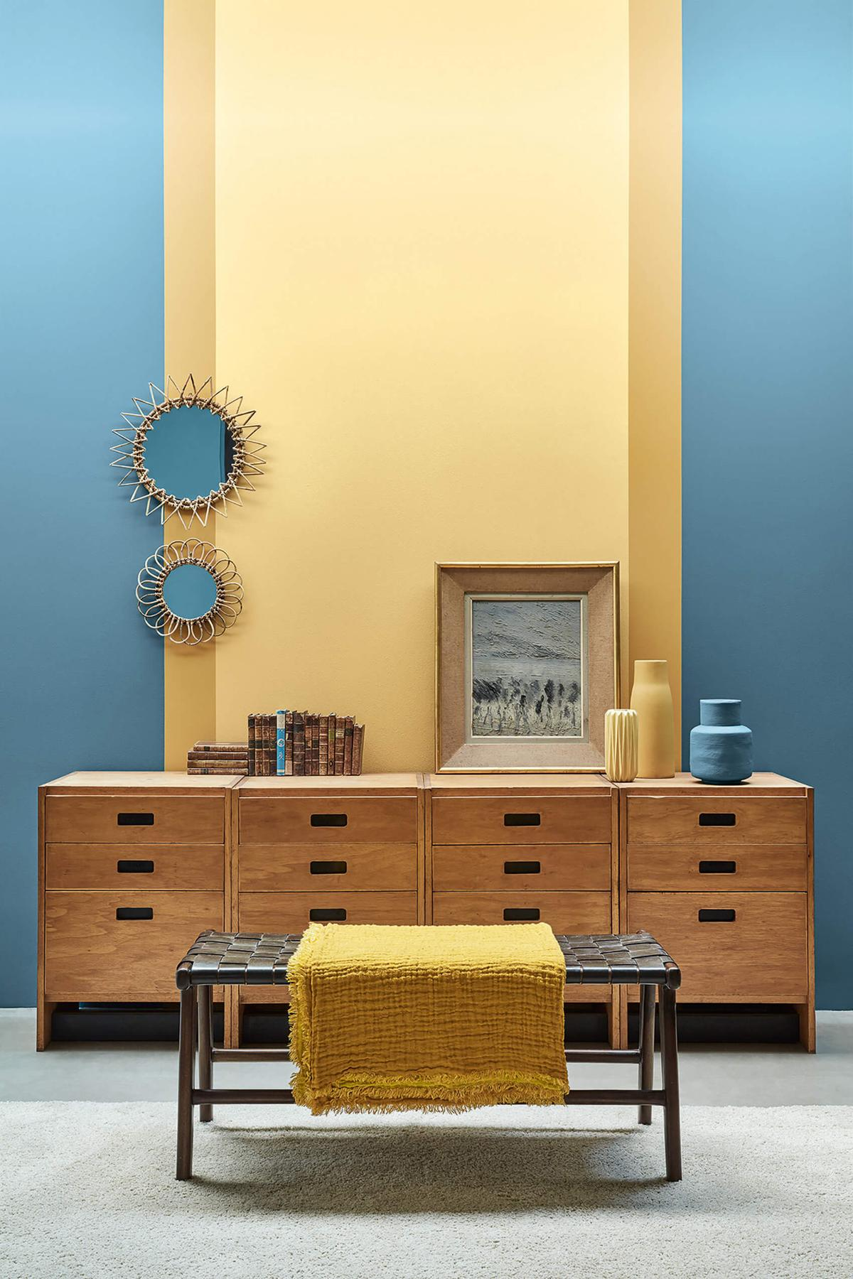 Peinture Light Gold n°53 - Little Greene AMB | Réf. ISW-53