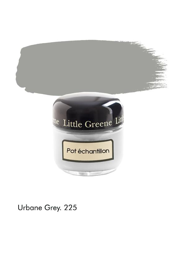 Pot échantillon Urbane Grey n°225 - Finition Absolute Matt Emulsion