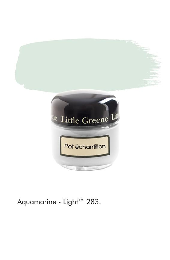 Pot échantillon Aquamarine Light n°283 - Finition Absolute Matt