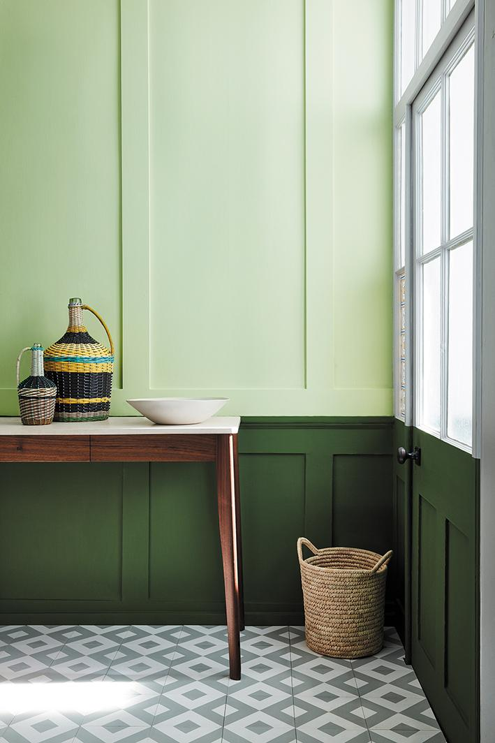 Peinture Intelligent Floor Paint - Hopper n°297 - Peinture Little Greene AMB1