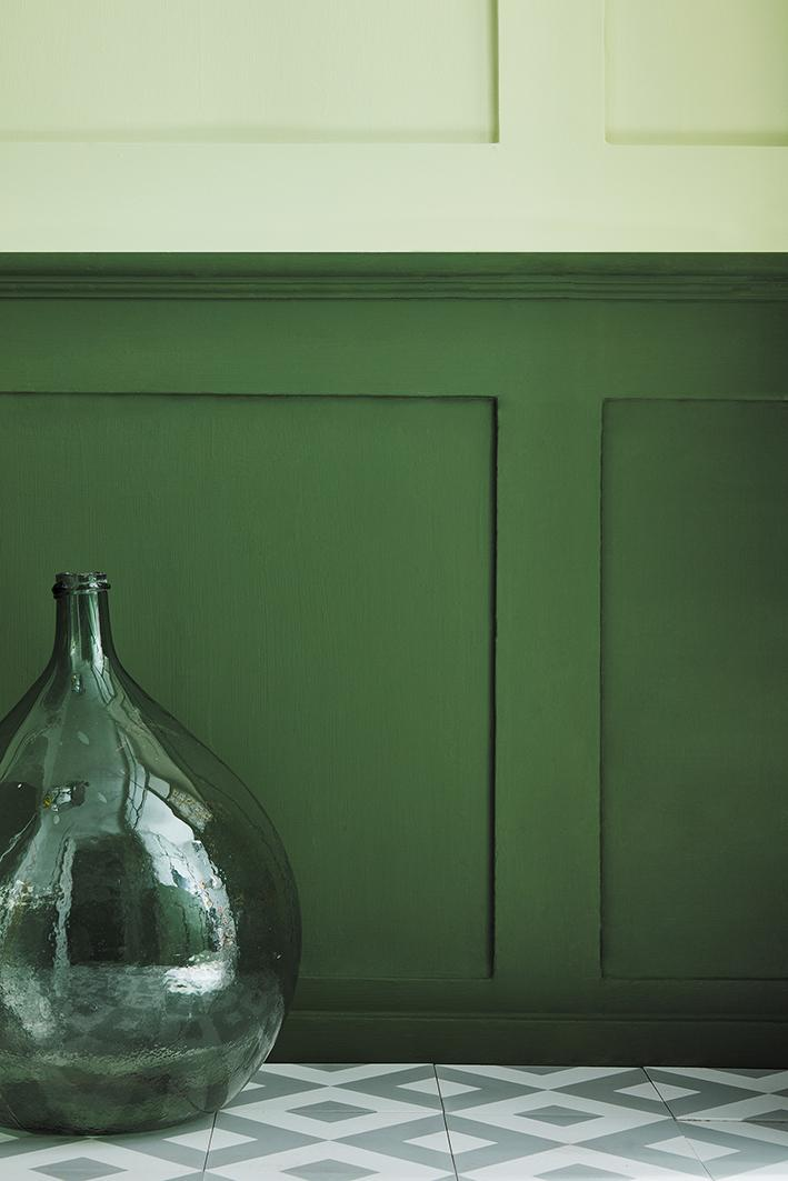 Peinture Intelligent Floor Paint - Hopper n°297 - Peinture Little Greene AMB2