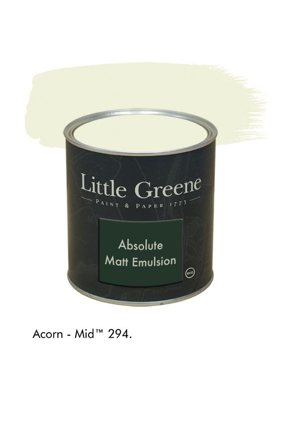 Acorn - Mid n°294 - Peinture Absolute Matt Emulsion
