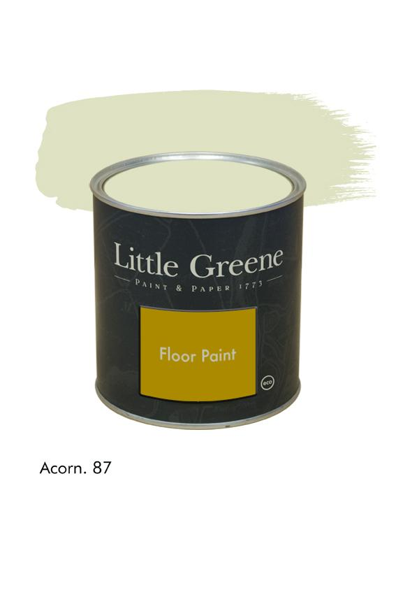 Acorn n°87. Peinture Floor Paint Little Greene