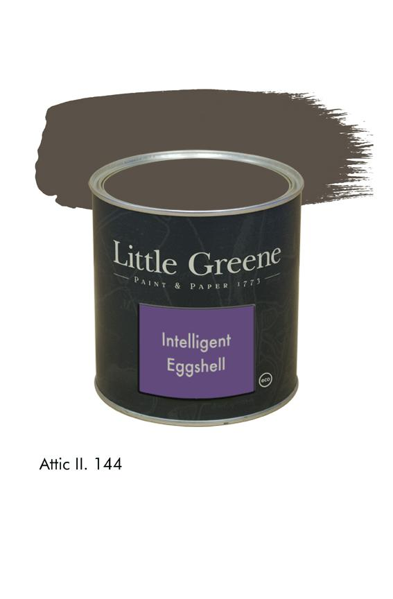 Attic II n°144. Peinture Intelligent Eggshell Little Greene