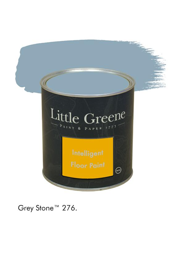 Peinture Intelligent Floor Paint - Grey Stone n°276  - Peinture Little Greene