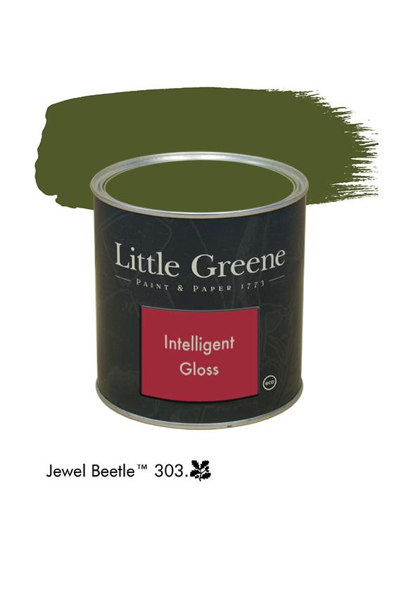 Jewel Beetle n°303  - Peinture Intelligent Gloss