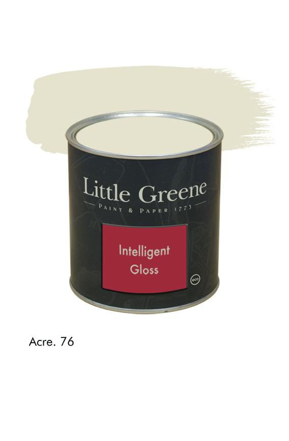 Acre n°76. Peinture Intelligent Gloss Little Greene