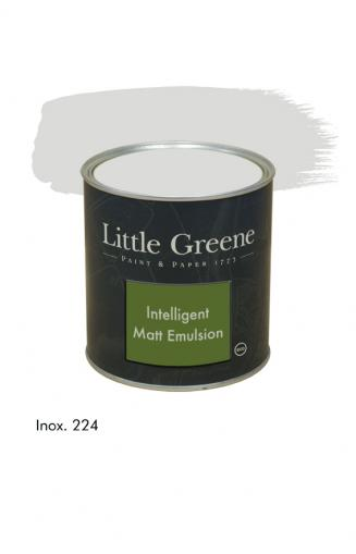 Inox N°224   Peinture Intelligent Matt Emulsion