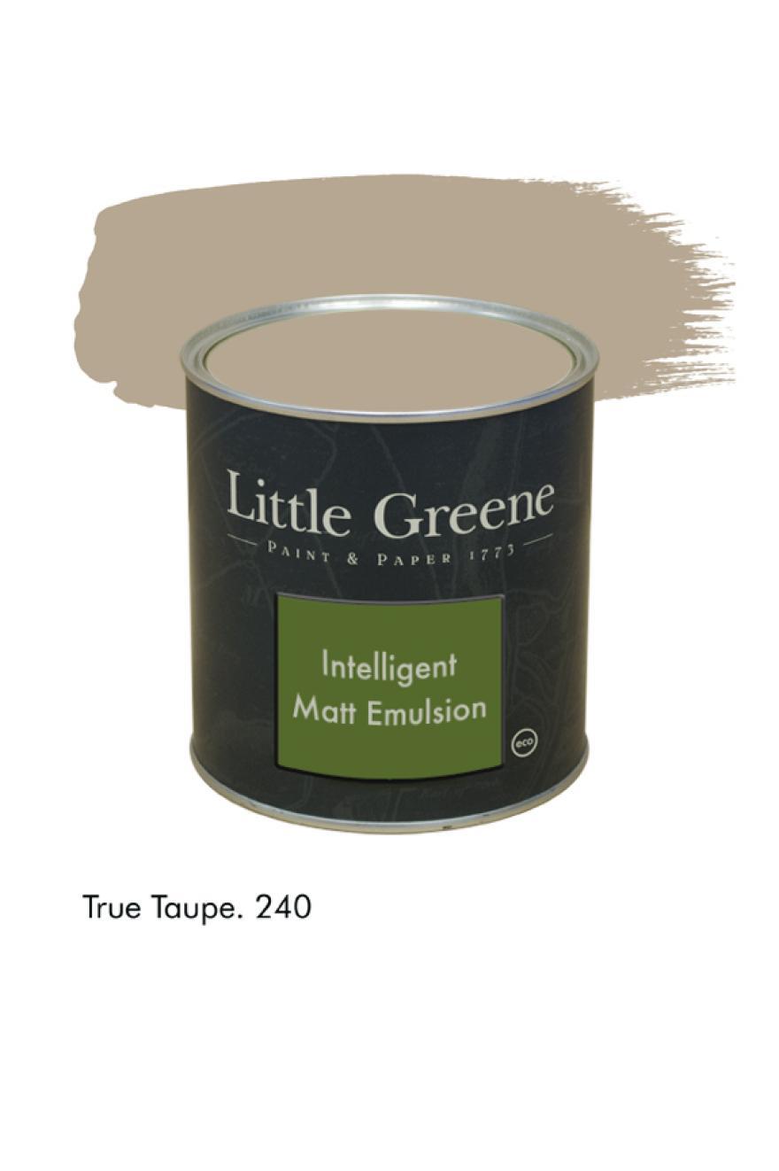 True Taupe N240 Peinture Intelligent Matt Emulsion