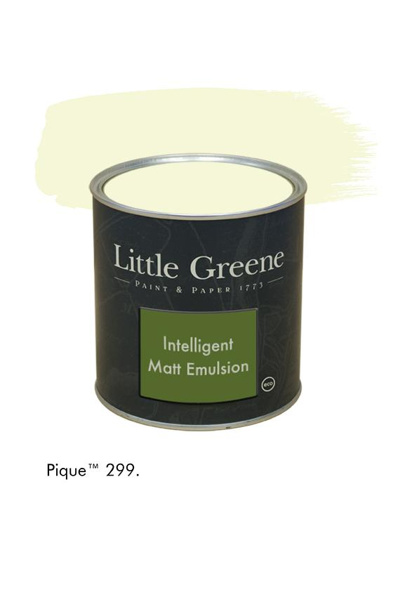 Pique n°299 - Peinture Intelligent Matt Emulsion