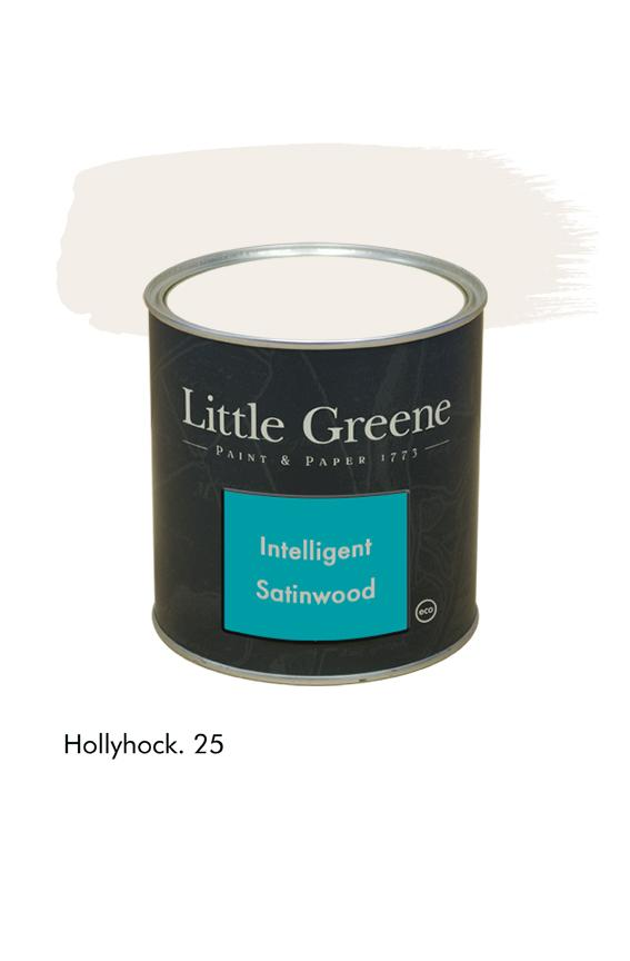 Peinture Intelligent Satinwood Hollyhock n°25 - Peinture Little Greene