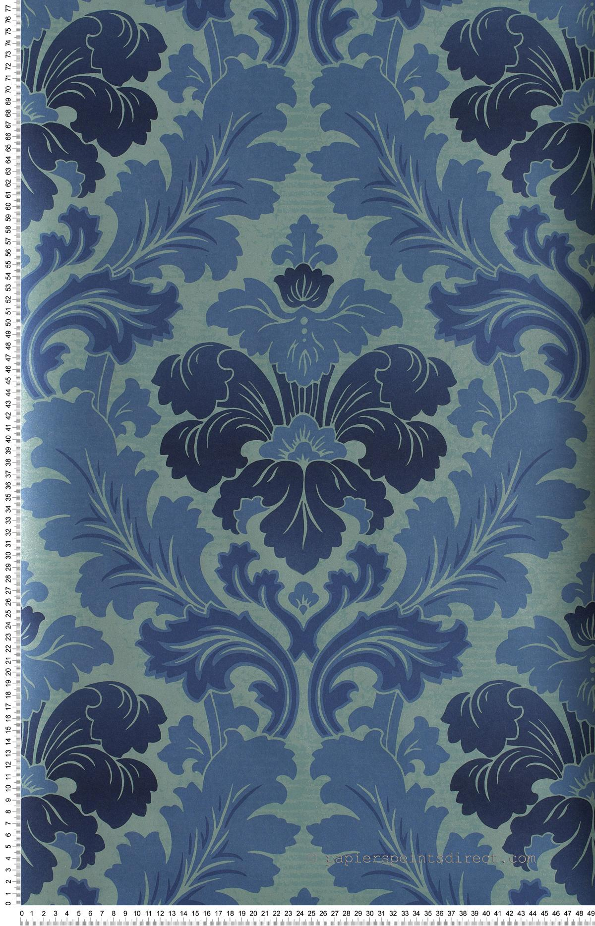 Bonaparte Imperial - papier peint Revolution Papers de Little Greene