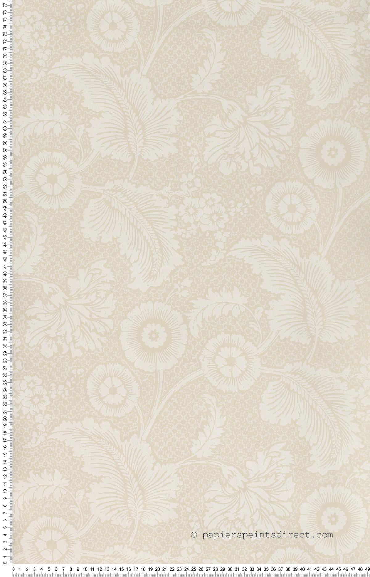 Piccadilly Plume - papier peint Revolution Papers de Little Greene