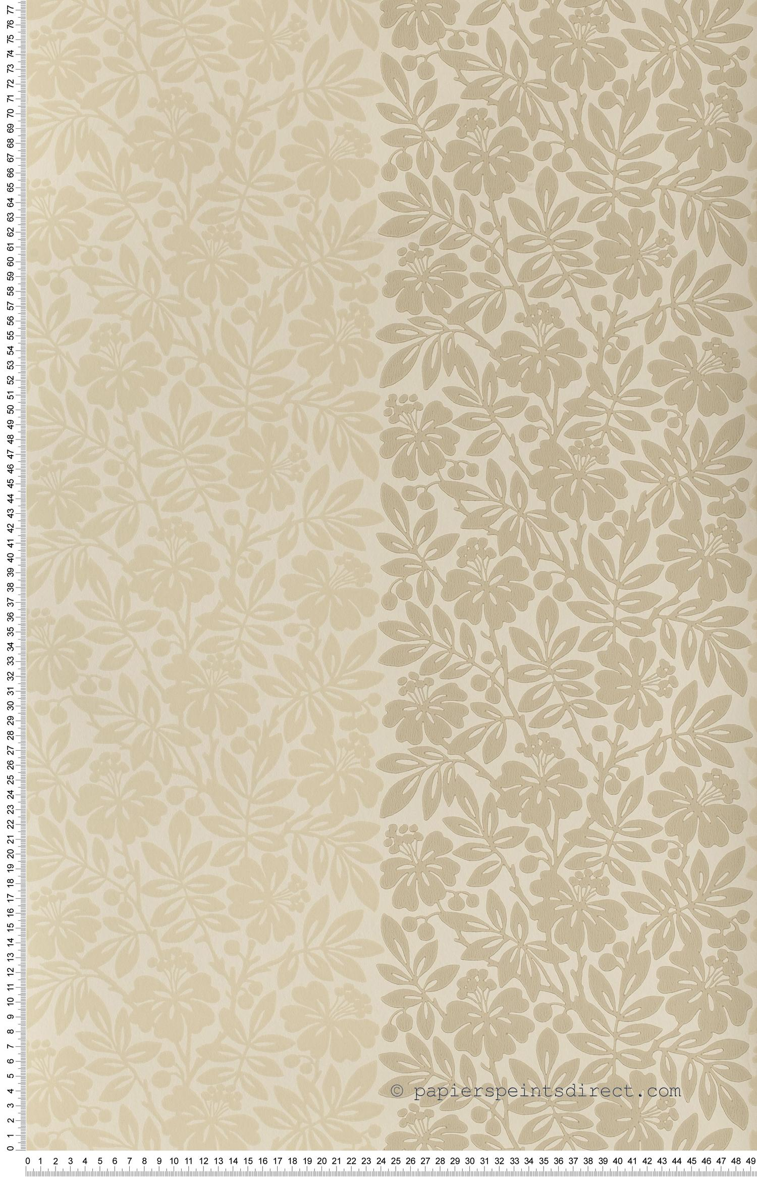 Carlisle street Solstice - Painted Papers de Little Greene