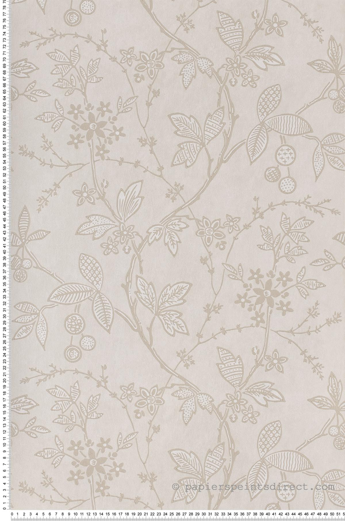 Wrest Trail Lime Plaster - Collection Archive Trails 2 de Little Greene