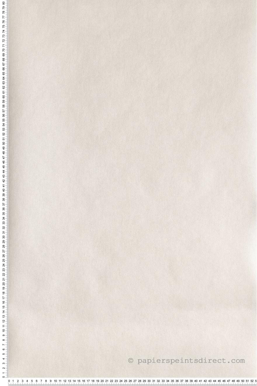 Papier Peint Faux Uni Gris Clair Vagues Nacrees Dandy De Casamance