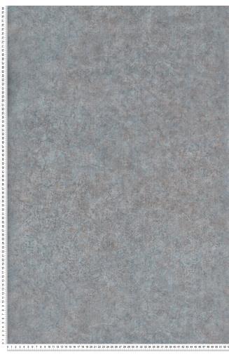 Papier Peint Carreaux Tropicaux Bleu Vert Canard Escapade