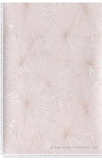 papier peint jungle d coration murale exotique avec feuilles de palm. Black Bedroom Furniture Sets. Home Design Ideas
