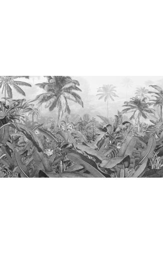 Papier Peint Panoramique Noir Et Blanc Papierspeintsdirect