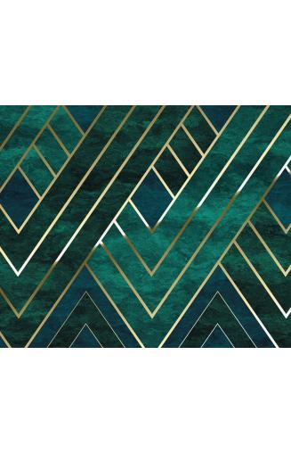 Papier Peint Art Deco L Esprit Artistique Papierspeintsdirect