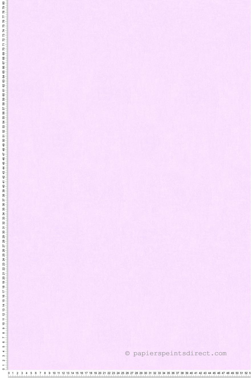 Papier Peint Uni Rose Bonbon Little Stars De As Creation