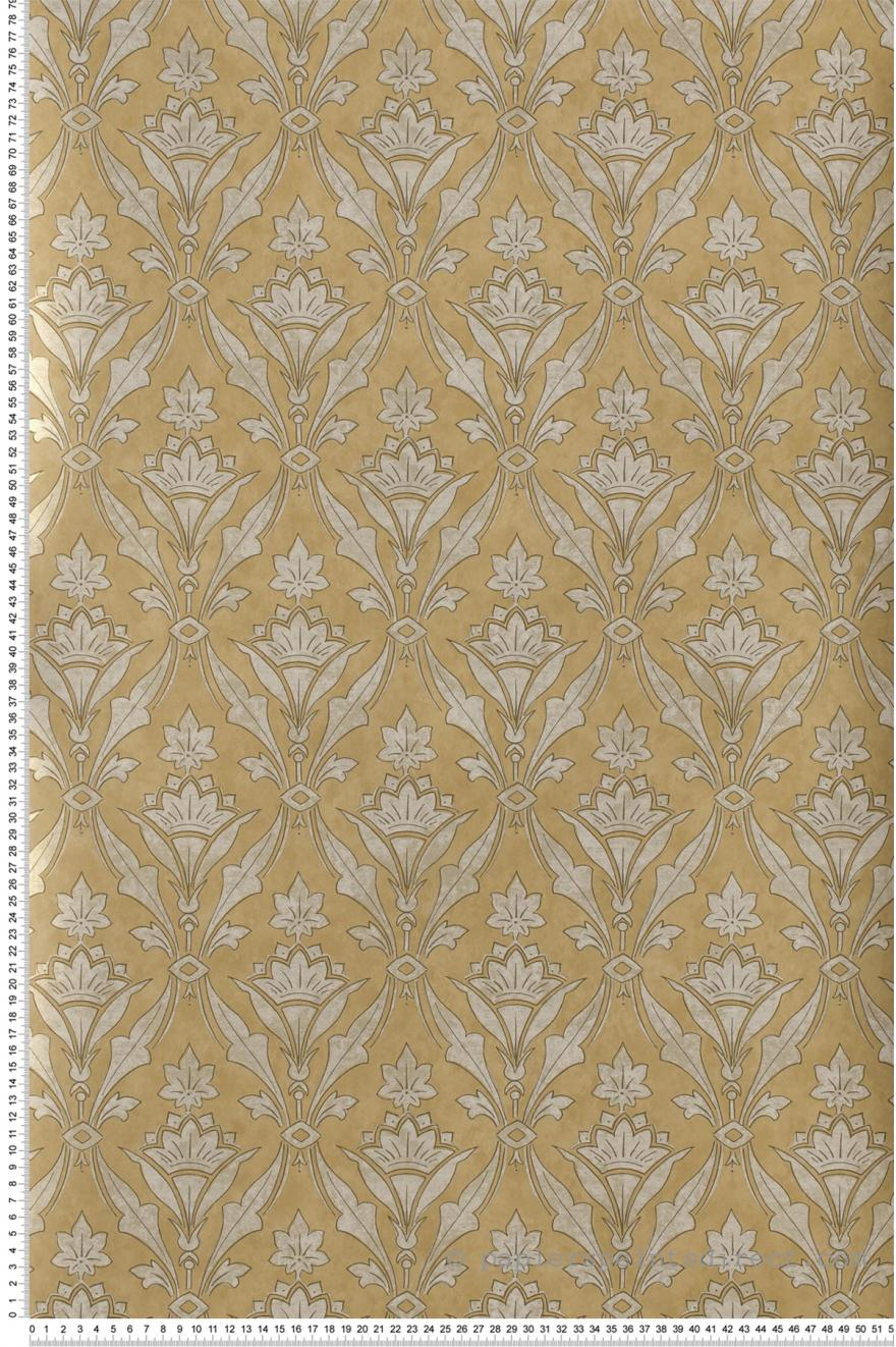 borough high st beige papier peint london wallpapers iv de little greene. Black Bedroom Furniture Sets. Home Design Ideas