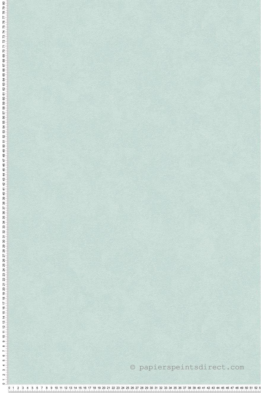 Papier Peint Uni Vert D Eau Memory 3 Et Life 4 As Creation Ref