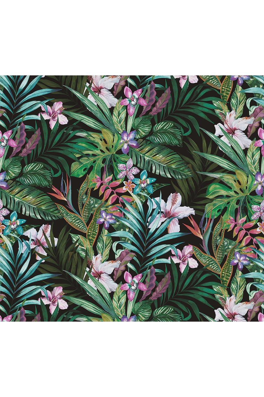 Panoramique Jungle Tropicale Papier Peint Casadeco Collection Panama