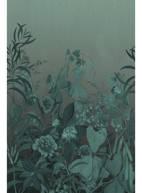 Nappes Papier Peint Turquoise Fantasy Pierre abstraite Papier peint XXL nappes papier peint