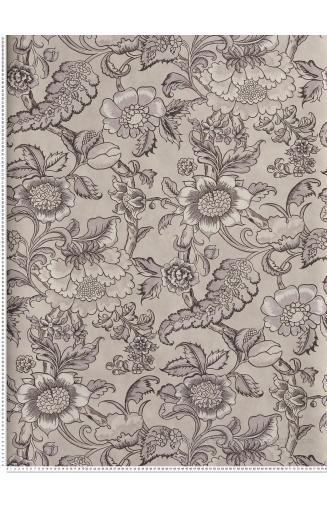 Papiers peints classique anglais : Authenticité | Papierspeintsdirect