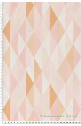 Papier Peint Orange Papierspeintsdirect