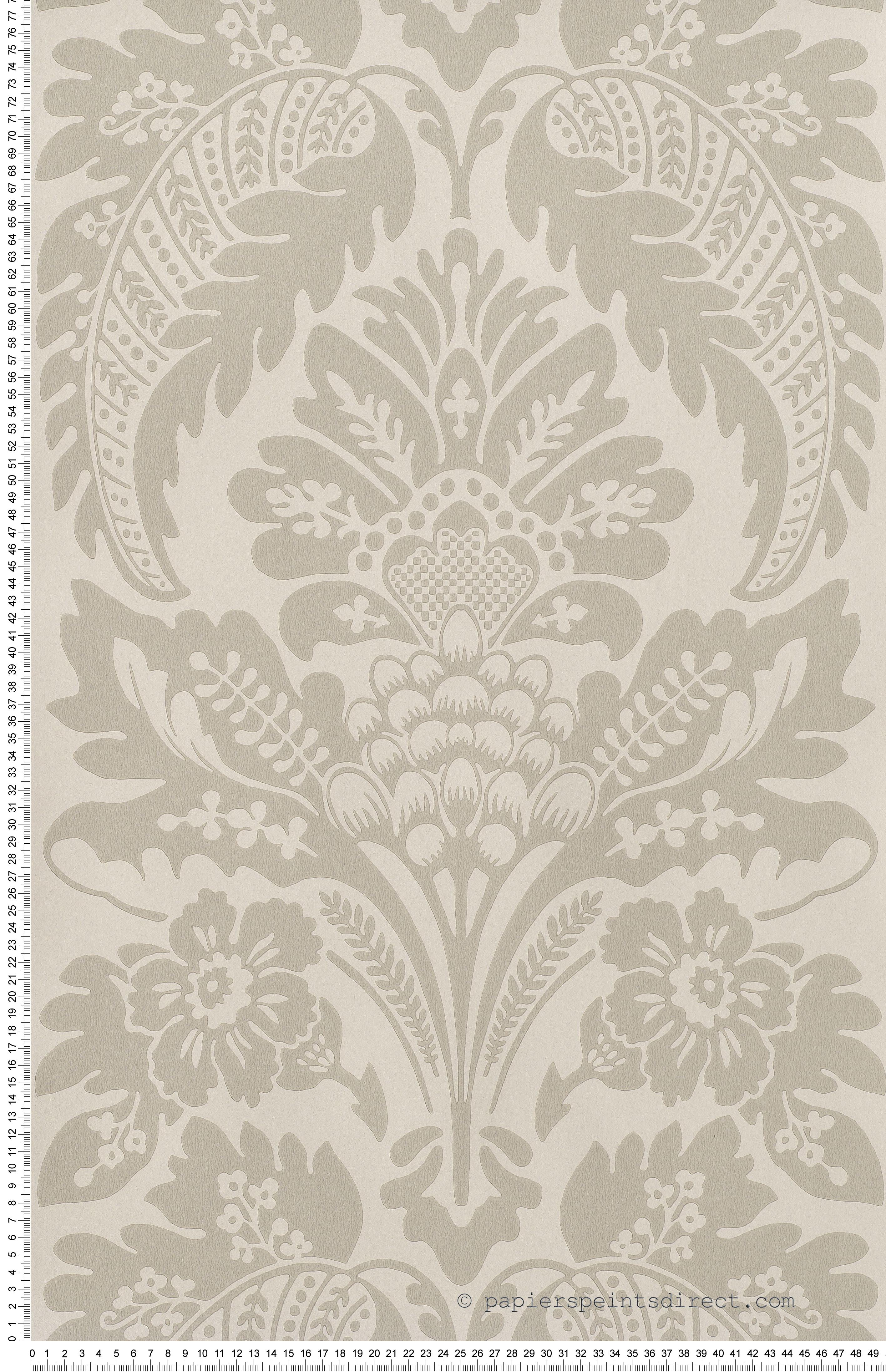 Wilton Drapery - papier peint London Wallpapers III