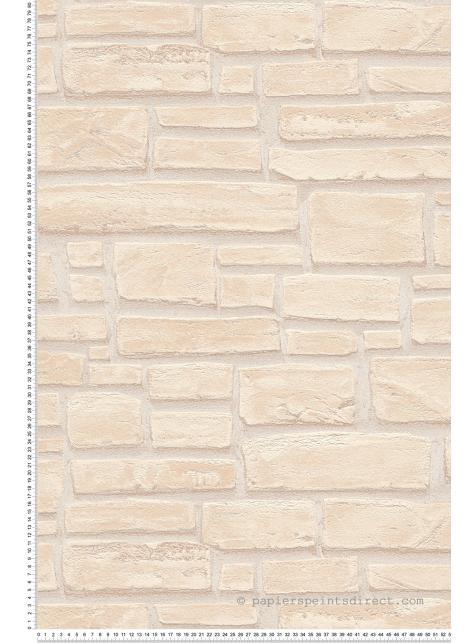 papier peint pierres relief gris wood n stone 2 d 39 as cr ation. Black Bedroom Furniture Sets. Home Design Ideas