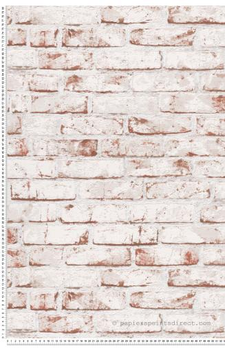 papier peint brique trompe l 39 il et imitation papierspeintsdirect. Black Bedroom Furniture Sets. Home Design Ideas