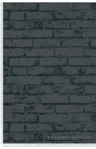 papier peint noir pour entr e papierspeintsdirect. Black Bedroom Furniture Sets. Home Design Ideas