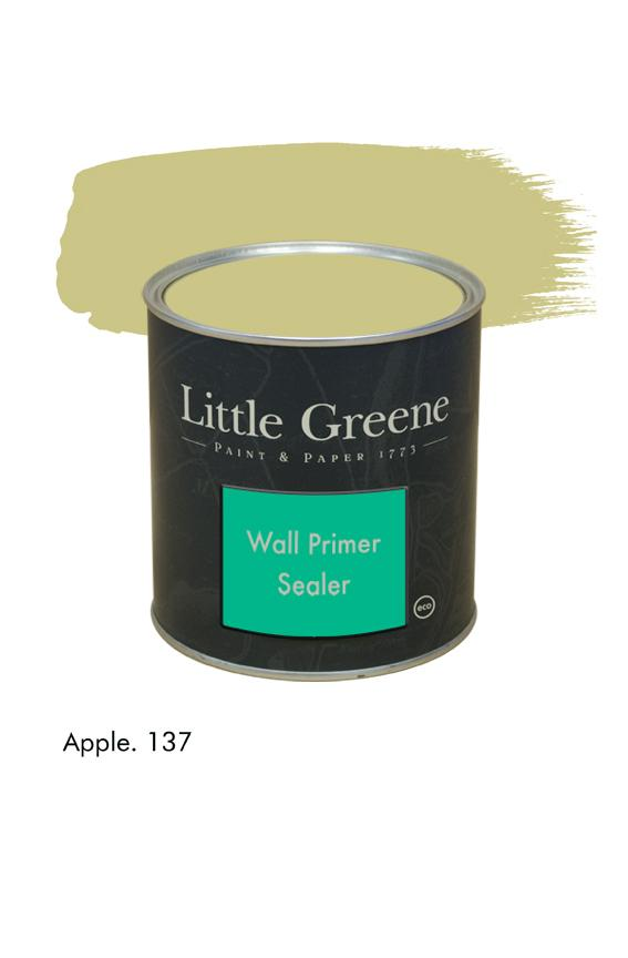 Apple n°137. Sous-couche Wall Primer Sealer Little Greene