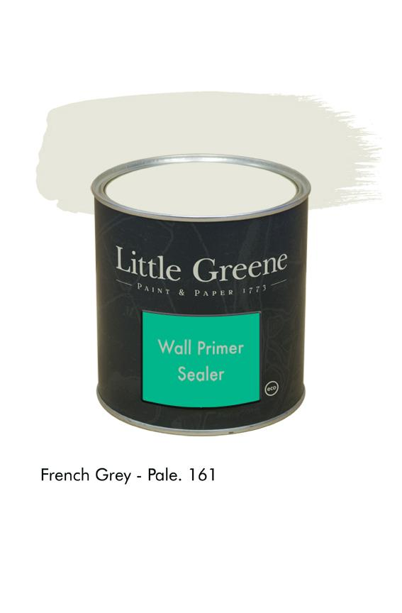 French Grey pale n°161. Sous-couche Wall Primer Sealer Little Greene