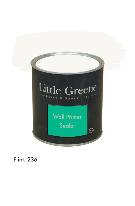 Flint n°236. Sous-couche Wall Primer Sealer Little Greene