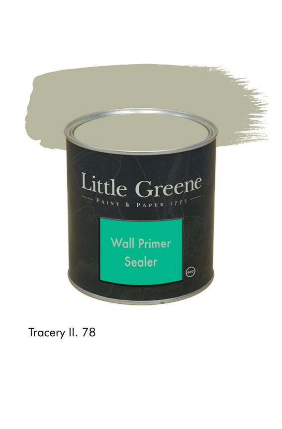 Tracery II n°78. Sous-couche Wall Primer Sealer Little Greene
