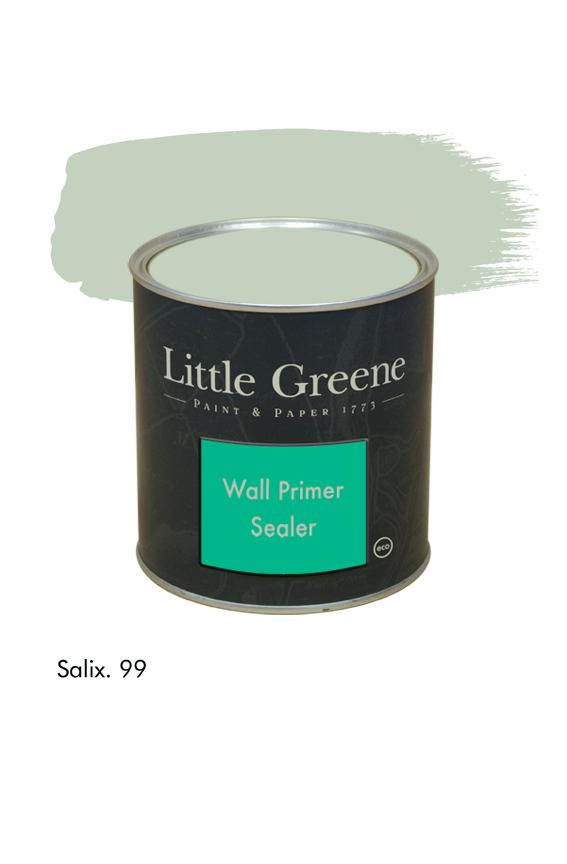 Salix n°99. Sous-couche Wall Primer Sealer Little Greene