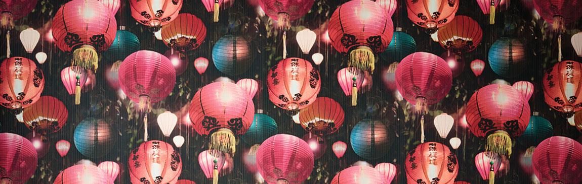 papier peint japonais des motifs asiatiques pour une. Black Bedroom Furniture Sets. Home Design Ideas