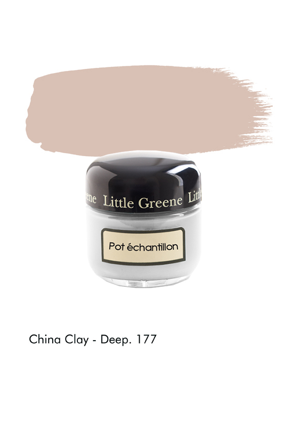 Pot échantillon China Clay Deep n°177 - Finition Absolute Matt Emulsion