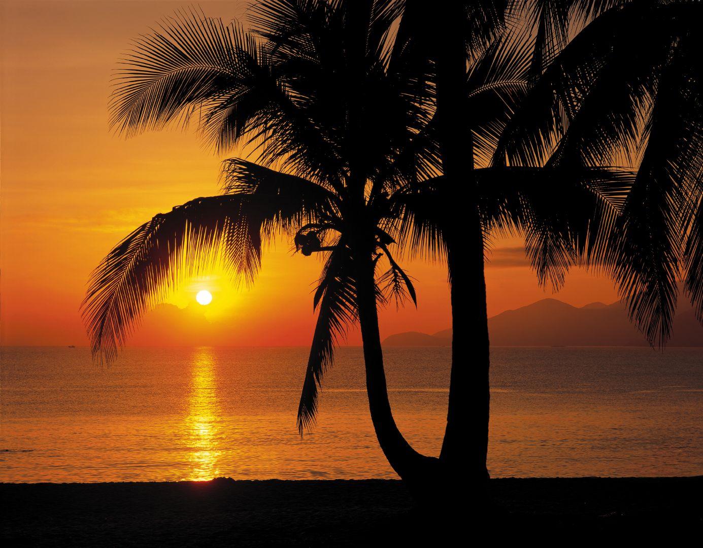 Lever de Soleil (Grand) - panoramique Komar