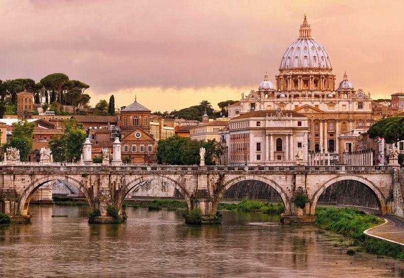 Rome - panoramique Komar