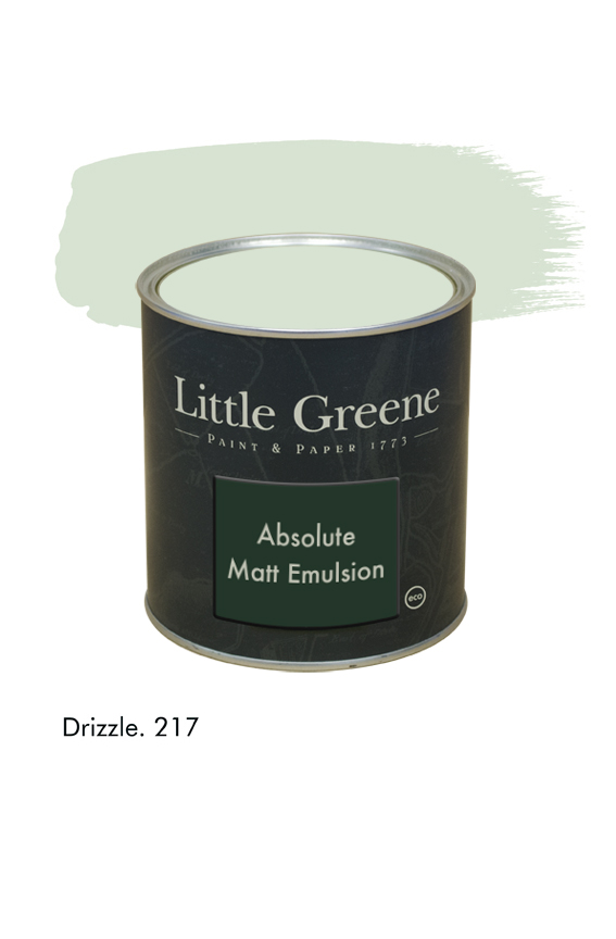 Drizzle n°217. Peinture Absolute Matt Emulsion Little Greene