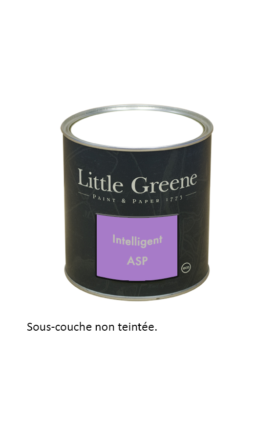 Peinture d'impression Intelligent ASP (All Surface Primer) non teintée
