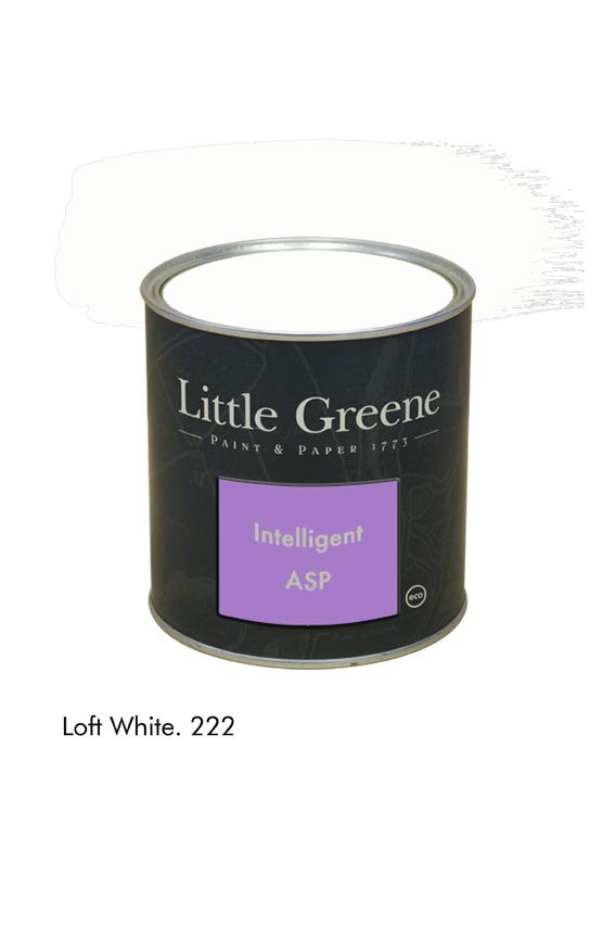 Sous-couche peinture Intelligent ASP (All Surface Primer) teintée pour Loft White n°222